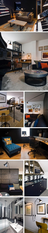 recording studio_layout